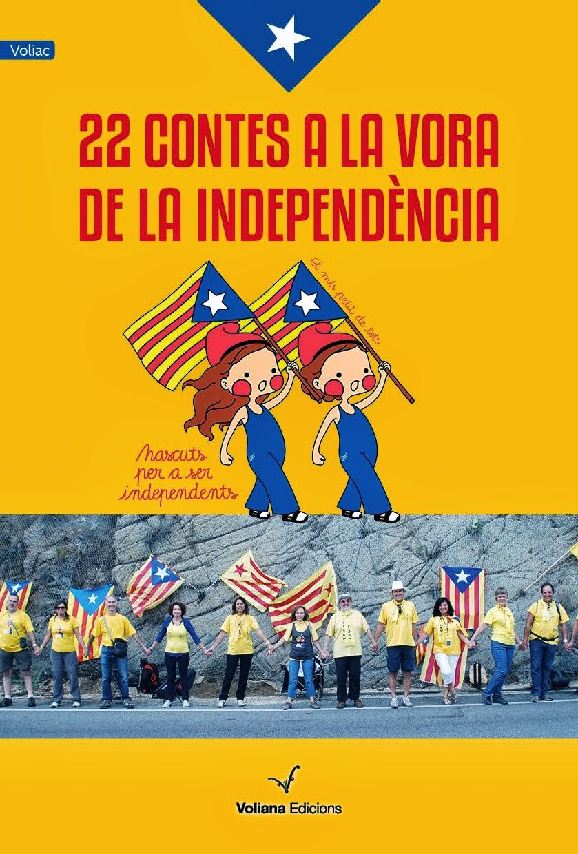 22 Contes a la vora de la Independència