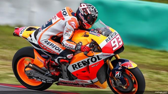 Hasil Sementara MotoGP Sepang Test 2 Day 2, Marquez Tercepat