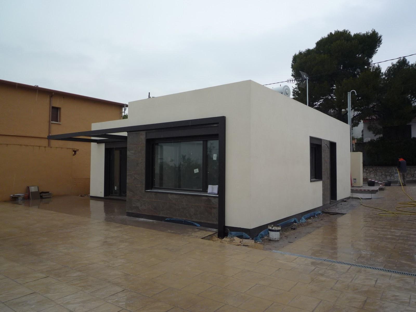 Casas modulares blochouse blochouse en calafell - Casas prefabricadas tarragona ...