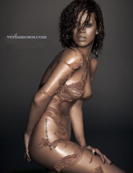mujer más sexy Rihanna fotos mundo