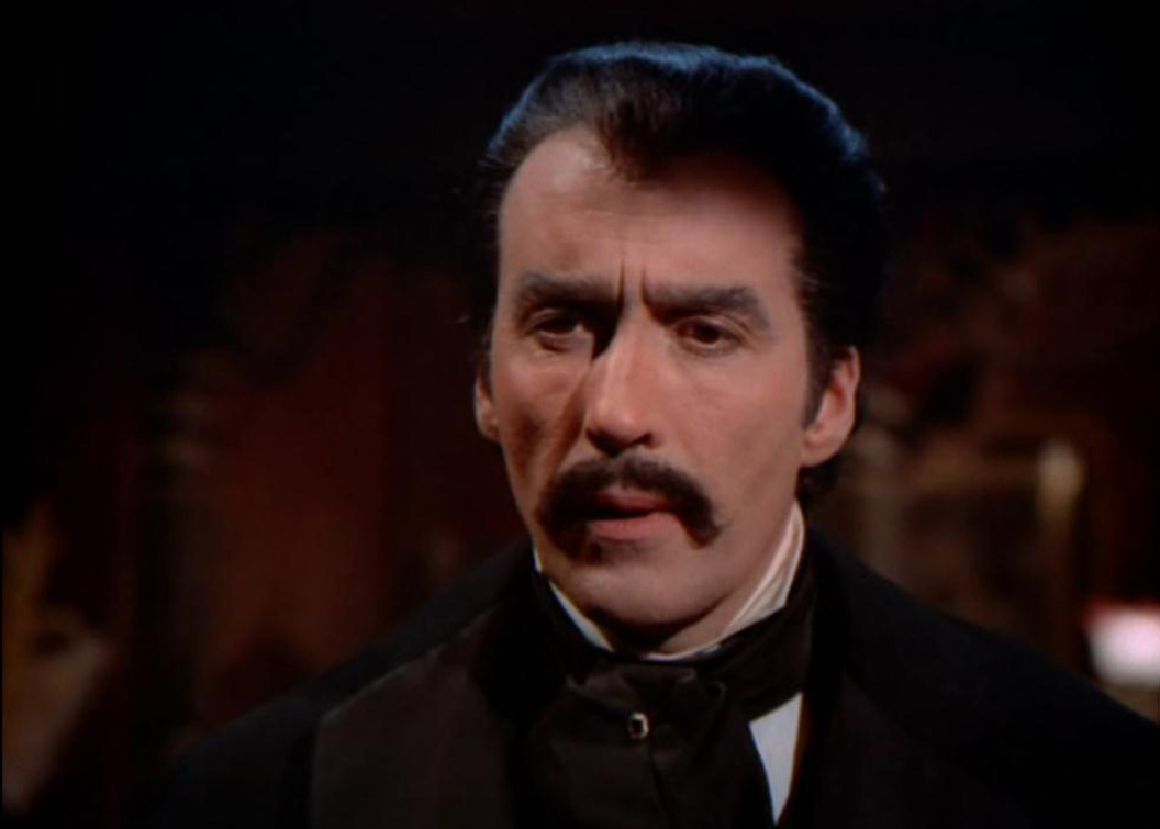 count dracula film the social encyclopedia count dracula 1969 film movie scenes a now young count dracula christopher lee count