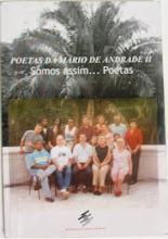 POETAS DA MÁRIO DE ANDRADE II - 2003