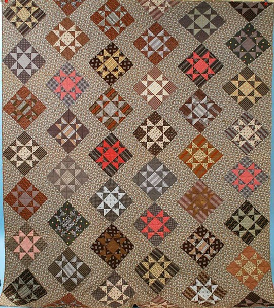 Antique Vintage Quilts Stars On Pinterest Star Quilts