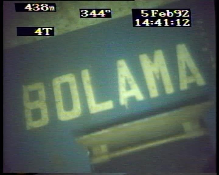 NAVIO BOLAMA