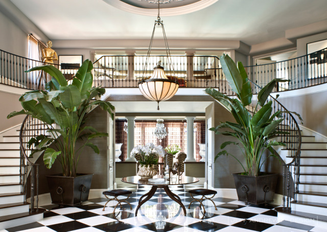 Bruce House Foyer : Celeb home the of kris and bruce jenner t a n