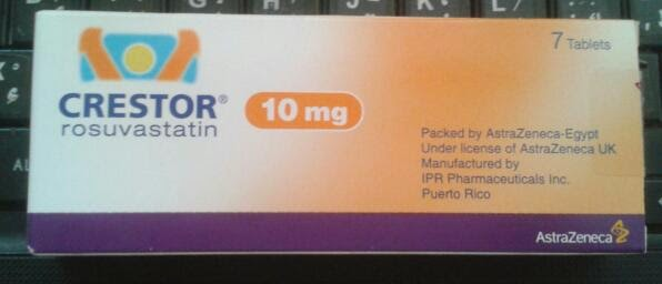 Crestor Side Effects Muscle Pain