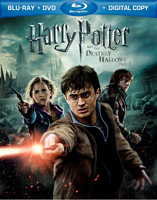 Harry Potter And The Deathly Hallows Part 2 (2011) PROPER BluRay 720p BRRip 800MB