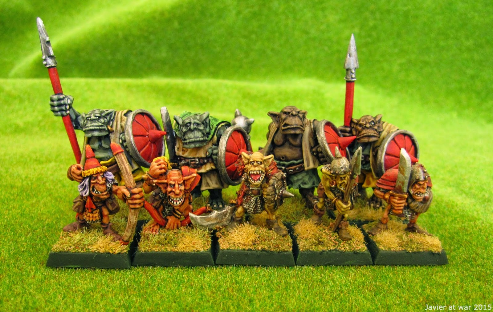 warband - My Kevin Adam's Orc warband Orcs%2B009