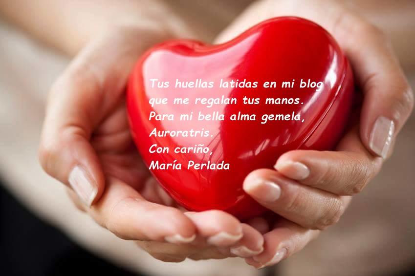 REGALO DE MARÍA PERLADA