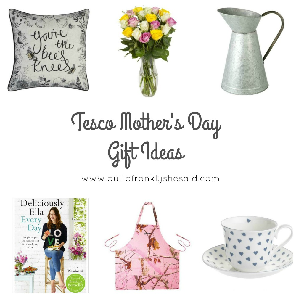 Mothers day gift ideas from tesco quite frankly she said im a little obsessed with lovely cushions at the moment they are the perfect finishing touch for the living room or bedroom and i adore this kitsch bee negle