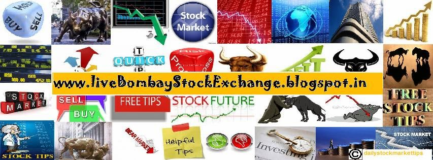Bombay stock exchange live rates
