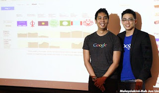 Google lancar laman pilihan raya Malaysia