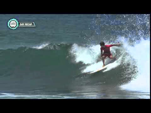 Highlights Los Cabos Open of Surf Day 1