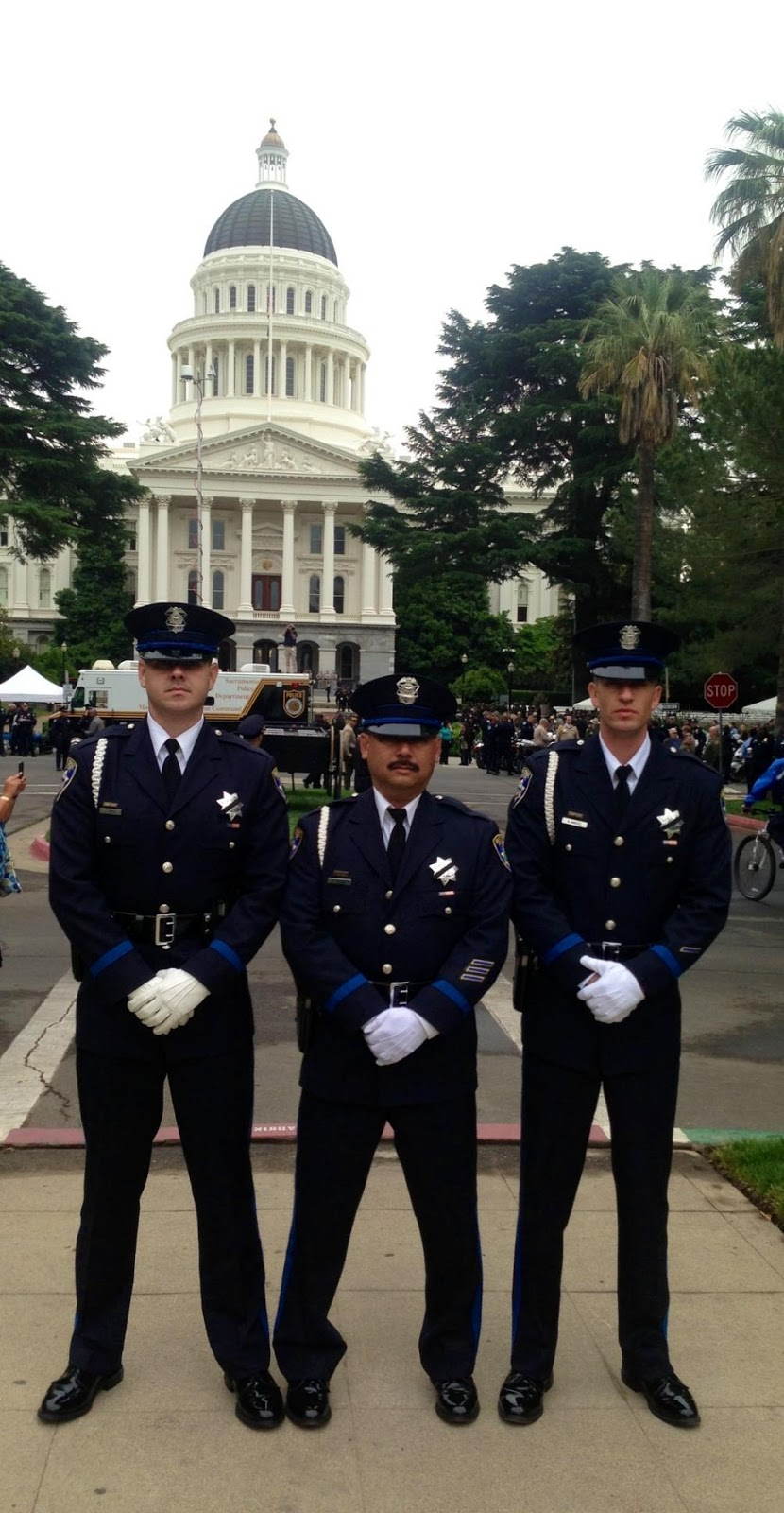 how to become a peace officer in california