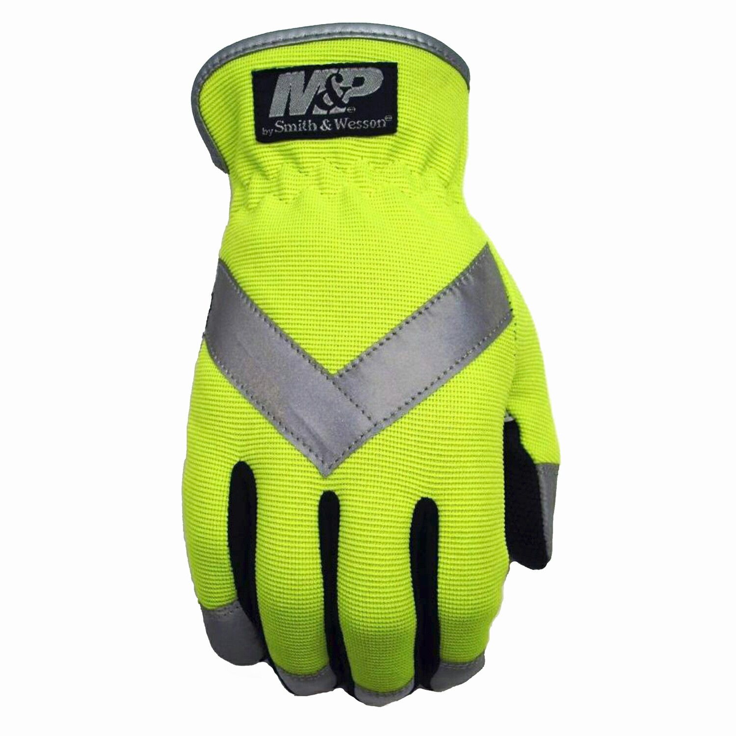 Bionic leather work gloves - Our Hi Vis Gloves Not Only Protect Your Hands They Keep You Safely Visible When Working