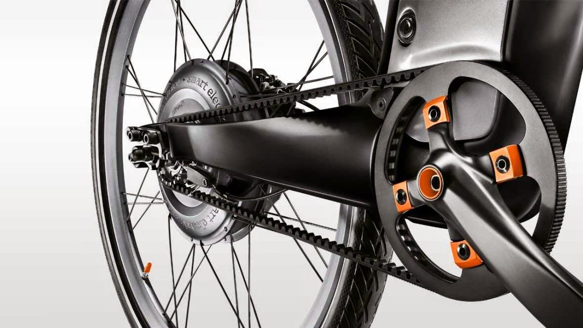 Idee regalo vederli e 39 volerli la bici elettrica da - Porta bici smart ...