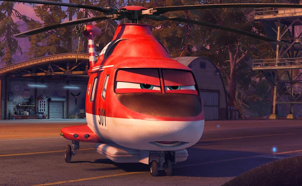 Letadla 2: Hasiči a záchranáři (Planes: Fire and Rescue) – Recenze