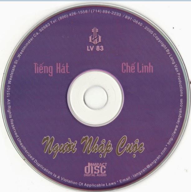 Chế Linh -Người Nhập Cuộc (1995) [FLAC] {Lang Van-CDLV83}