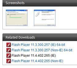 Flash Player Mozilla Tidak Berfungsi