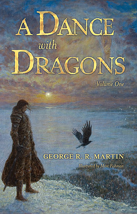 The Wertzone: SubPress edition of A DANCE WITH DRAGONS up ... A Dance With Dragons Audiobook Cover