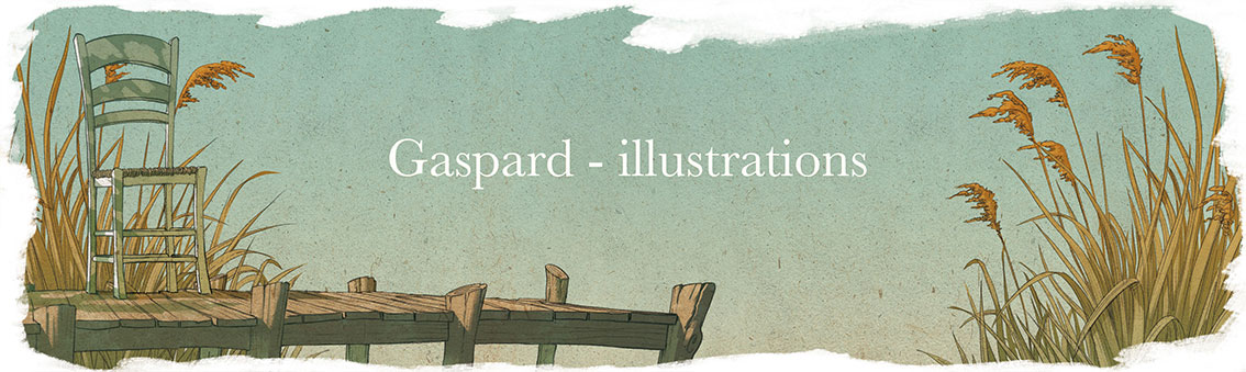 Gaspard Illustrations