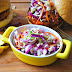 Sweet And Tangy Coleslaw