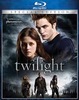 DVD de CREPÚSCULO (Blu-Ray)