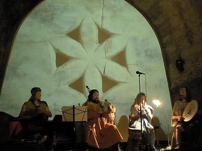 de concierto de musica romana