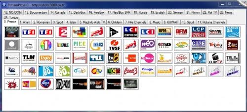 Tracking l 39 information regarder la t l satellites sur - Tv satellite gratuit ...