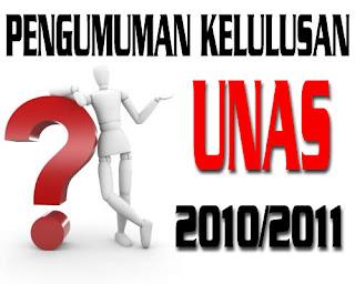 Pengumuman Kelulusan Kelas XII 2010/2011 ~ TIK SMA 4 Jember
