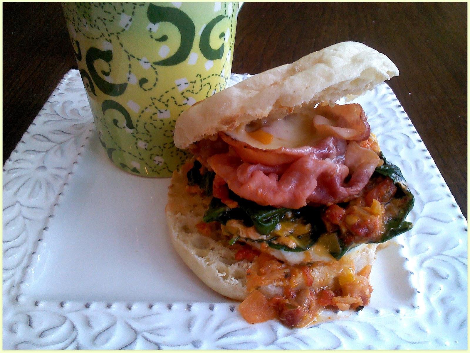 Spoonsfull Of Love: Breakfast on the Go - Easy Microwave ...