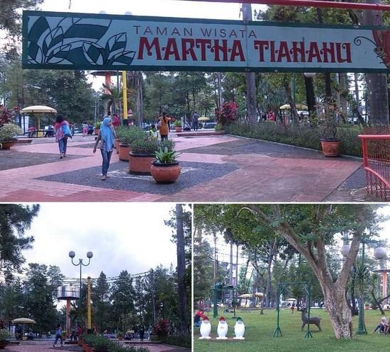 Taman Martha Tiahahu