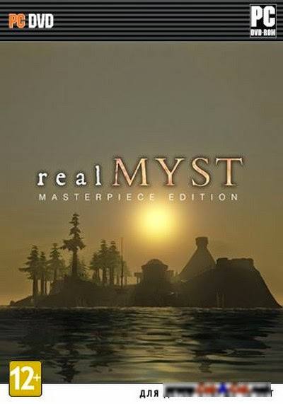 cover RealMyst: Masterpiece Edition