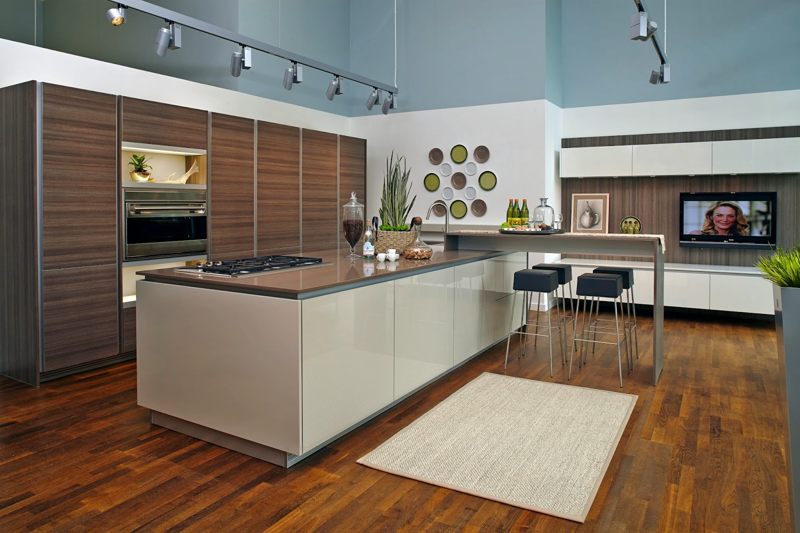 Robin 39 s nest 5 reasons why you should consider a poggenpohl kitchen Kitchen design center atlanta