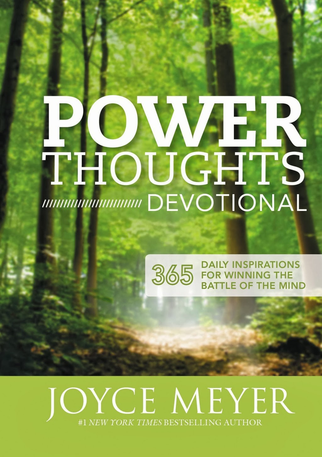 Power thoughts book review