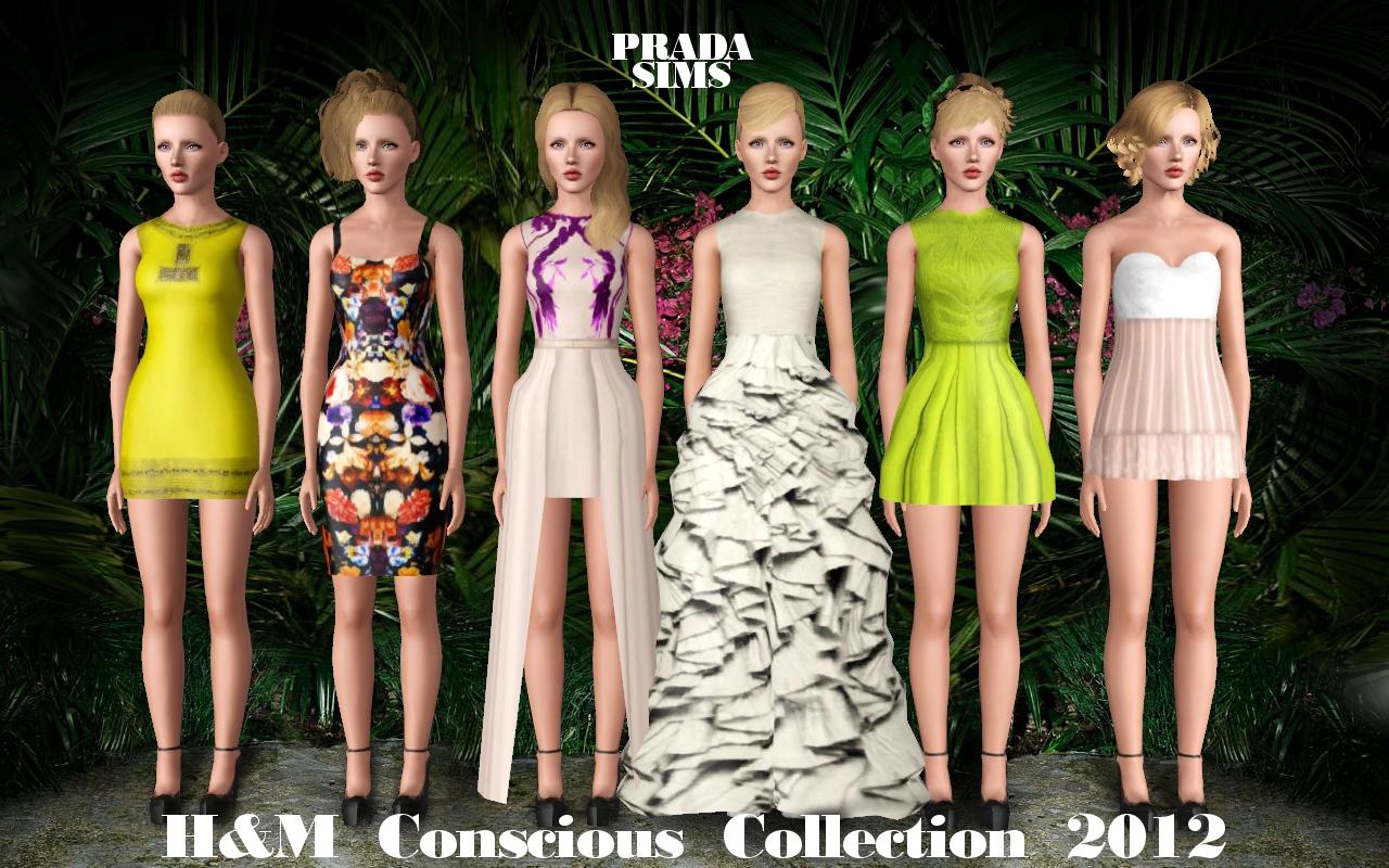 HM Exclusive Conscious Collection 2012