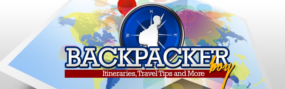 Backpacker Boy - Itineraries, Budget, Travel Tips and More