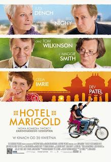 Hotel Marigold, film, wakacyjne