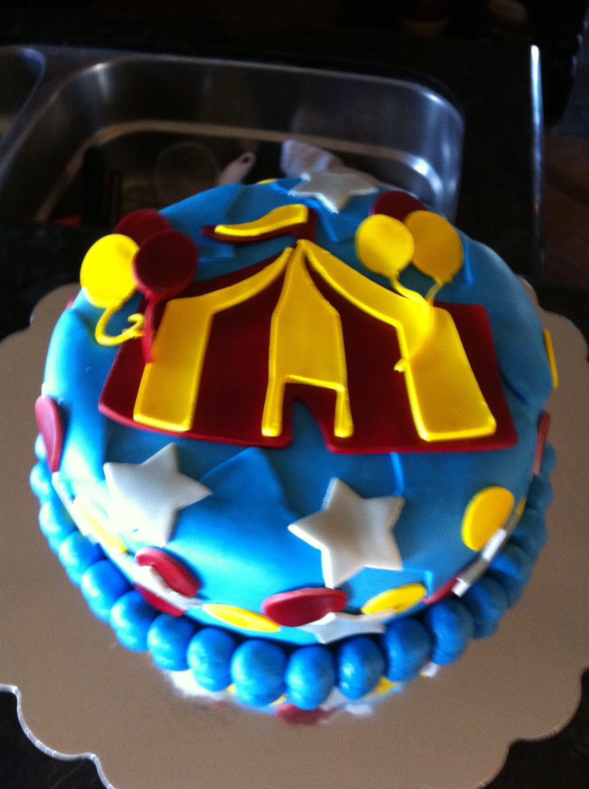 Creative Cakes by Julie: Cub Scout Cake Walk