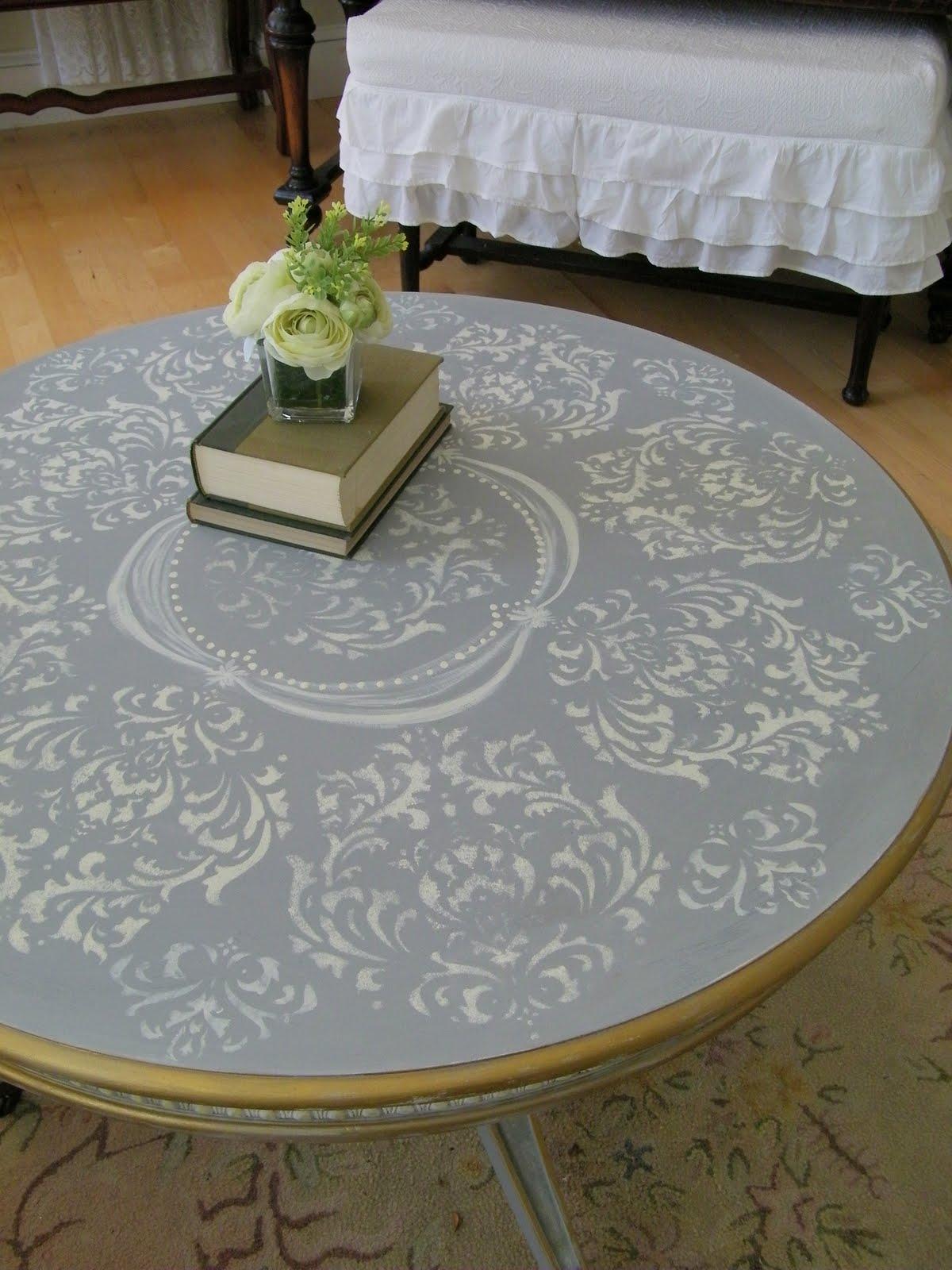Maison Decor Boho french coffee table