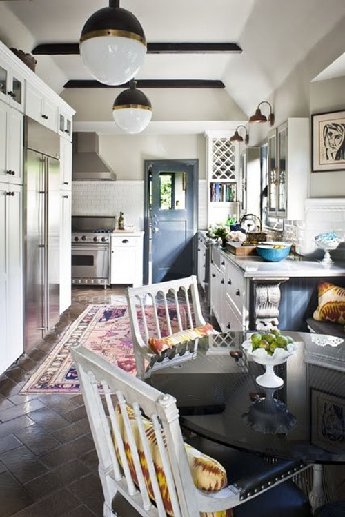 Interiors Kitchen Rugs THE VAULT FILES