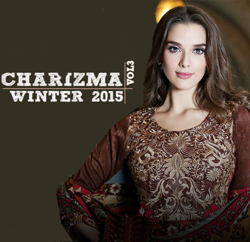 Charizma Winter Collection 2015 Vol-3