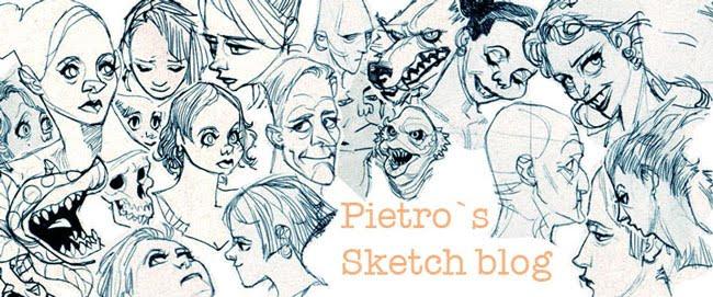 Pietro`s Sketchblog