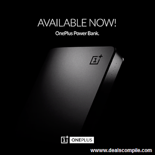 OnePlus 10000 mAh Power Bank at Amazon