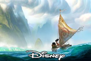 Moana (2016), Moana, Film Moana, Moana Disney