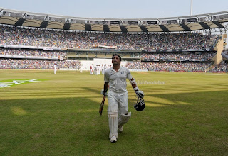 Sachin Tendulkar's 200th Test Match
