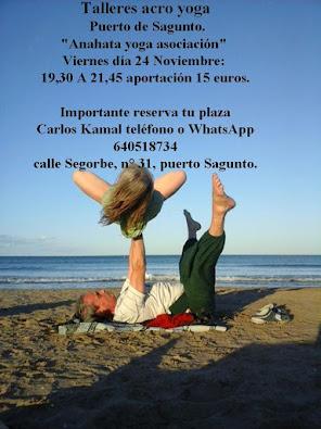 taller acro yoga 24 noviembre