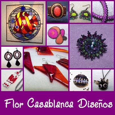 Flor Casablanca Creaciones
