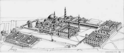 Arsitek Menajubkan Dalam Sejarah Islam- nur qolbu