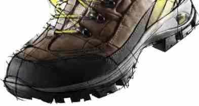 cara memilih Sepatu gunung